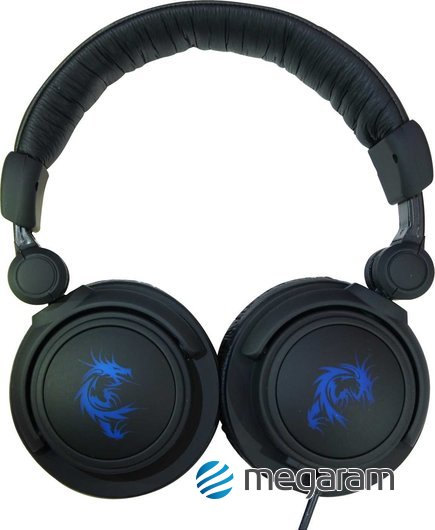 Dragon War Beast vezeték nélküli gamer mikrofonos fejhallgató fekete Mikrofonos  fejhallgató 0ce0d189f6