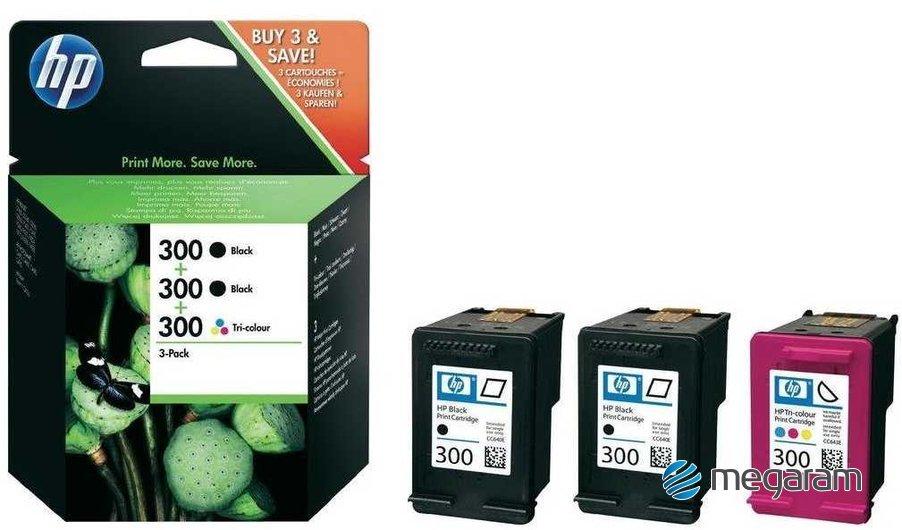 HP 300 SD518AE eredeti patron csomag (2 fekete 8a72042895