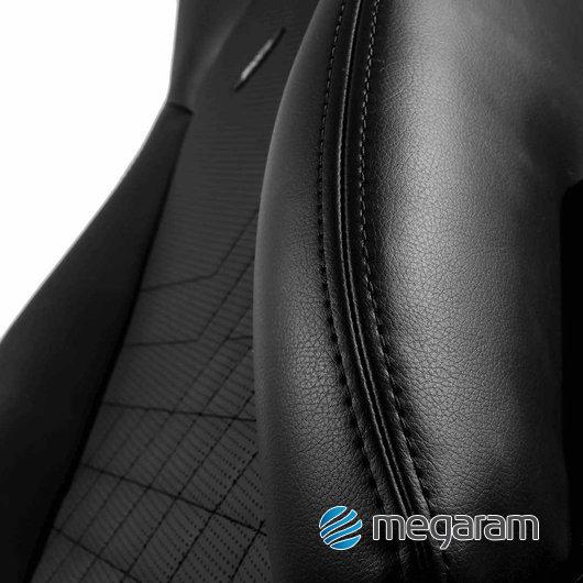 Noblechairs Icon Black gamer szék fekete csomagolássérült