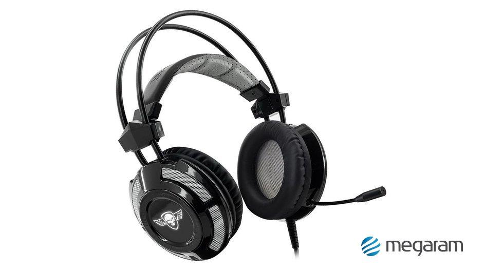Spirit of Gamer Elite-H70 gamer USB mikrofonos fejhallgató fekete Mikrofonos  fejhallgató 9f2d56961b