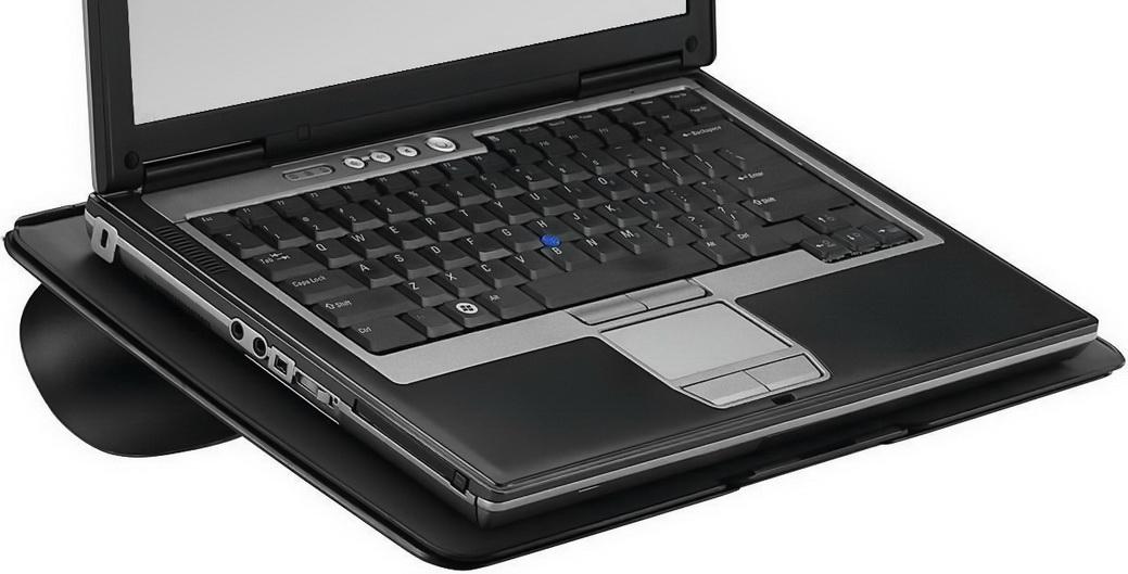 35983537f940 ... Fellowes Go Riser hordozható összecsukható laptop tartó állvány Laptop  állvány ...