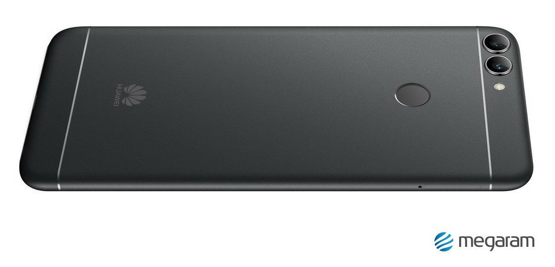 Huawei P Smart fekete okostelefon Okostelefon 3a5c4674a2