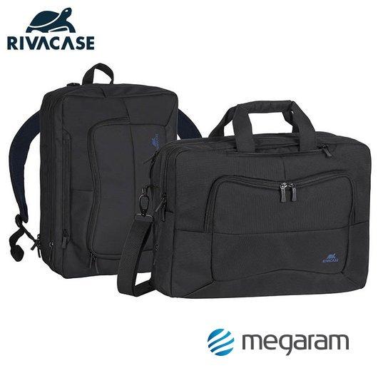 RivaCase Tegel 8490 Transformer Bag 16