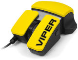 Media-Tech VIPER USB sárga gamer egér