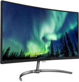 "Philips 328E8QJAB5 31,5"" ívelt LED monitor"