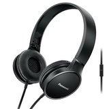 Panasonic RP-HF300ME-K fekete mikrofonos fejhallgató 62544cd369