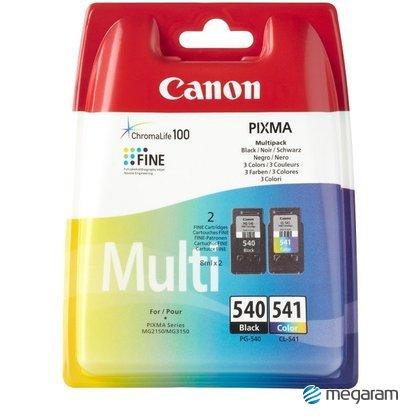 Canon PG-540 + CL-541 fekete és színes eredeti tintapatron (Multipack)