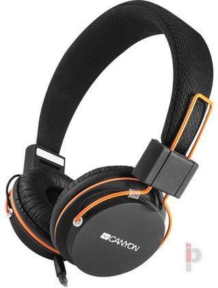 Canyon CNE-CHP2 mikrofonos fejhallgató Mikrofonos fejhallgató ... 337e64bb75