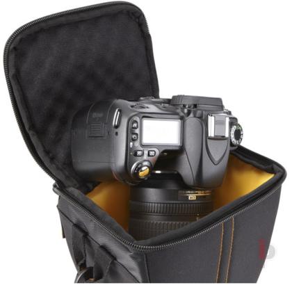10d73ef174ba ... Case Logic SLRC-200 Prof SLR fényképezőgép táska fekete Laptop táska /  hátizsák / védőtok ...
