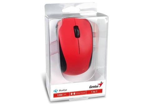 Genius NX-7000 BlueEye vezeték nélküli piros egér Egér 184140c1f0