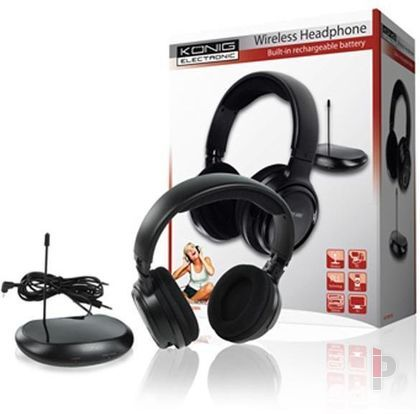 König HAV-TRHP20KN vezeték nélküli fejhallgató Fülhallgató 2570934193