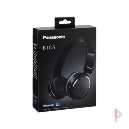 Panasonic RP-BTD5E-K Bluetooth vezeték nélküli fejhallgató Fülhallgató 5621cf499e
