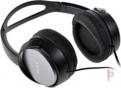 Sony MDR-XD150 fejhallgató fekete Fülhallgató 202f7e8ace