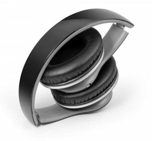 Technaxx BT-X15 Bluetooth vezeték nélküli fejhallgató fekete Fülhallgató 0827b4ce8e