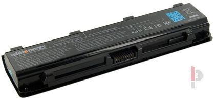 d5081457f62b ... Whitenergy Toshiba PA5024U-1BRS 4400mAh laptop akku utángyártott Laptop  akkumulátor ...